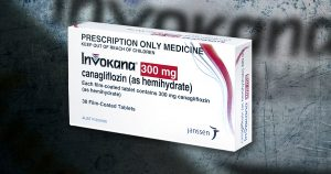 Diabetes treatment – INVOKANA™ (canagliflozin)