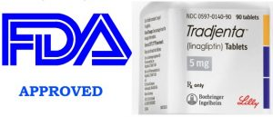FDA Approved Tradjenta