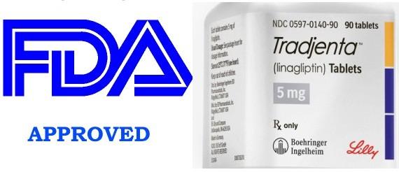 FDA Approved Tradjenta