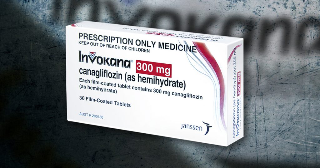 Diabetes treatment – INVOKANA™ (canagliflozin)