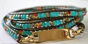 Medical ID Bracelets For Women