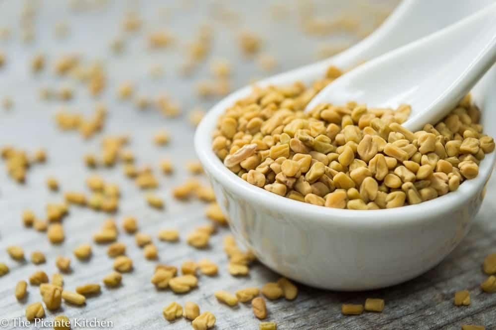 Treatment for Diabetes – Methi Seeds